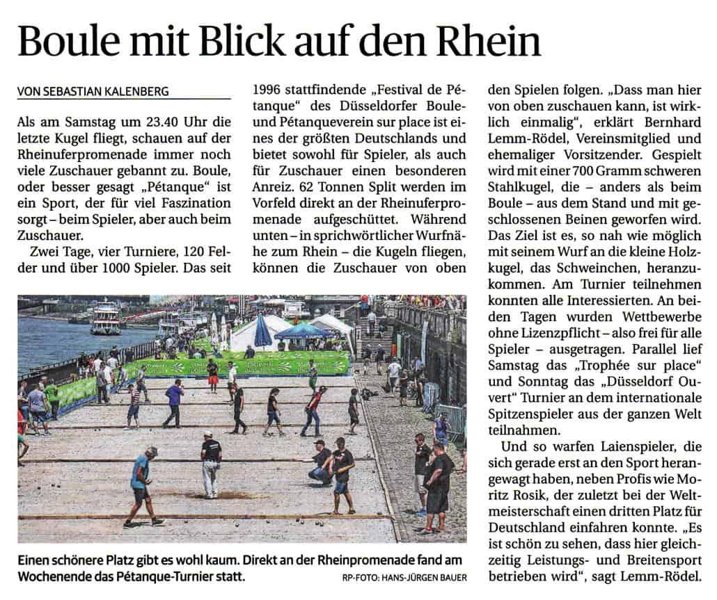 Clip Rheinische Post 11.06.2018 klein