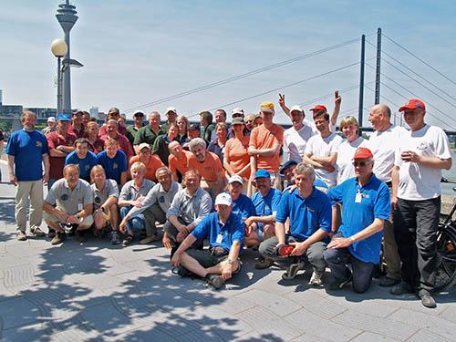 Teilnehmer Finale BPV NRW Cup