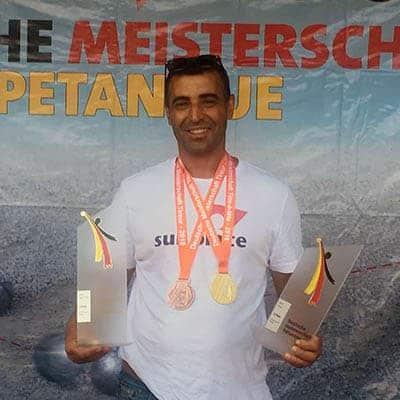 Toufik Tete-Meister 2018