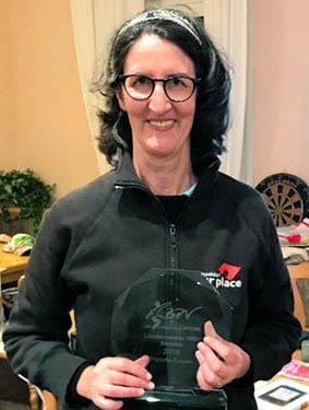 Diane McPeak Ferkinghof NRW-Meisterin 2018