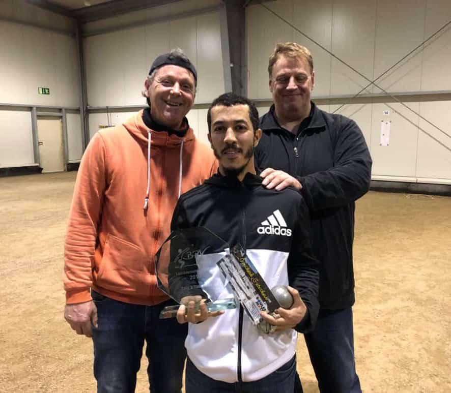 Soufiane Errichi NRW Meister 2019 Tete-a-Tete