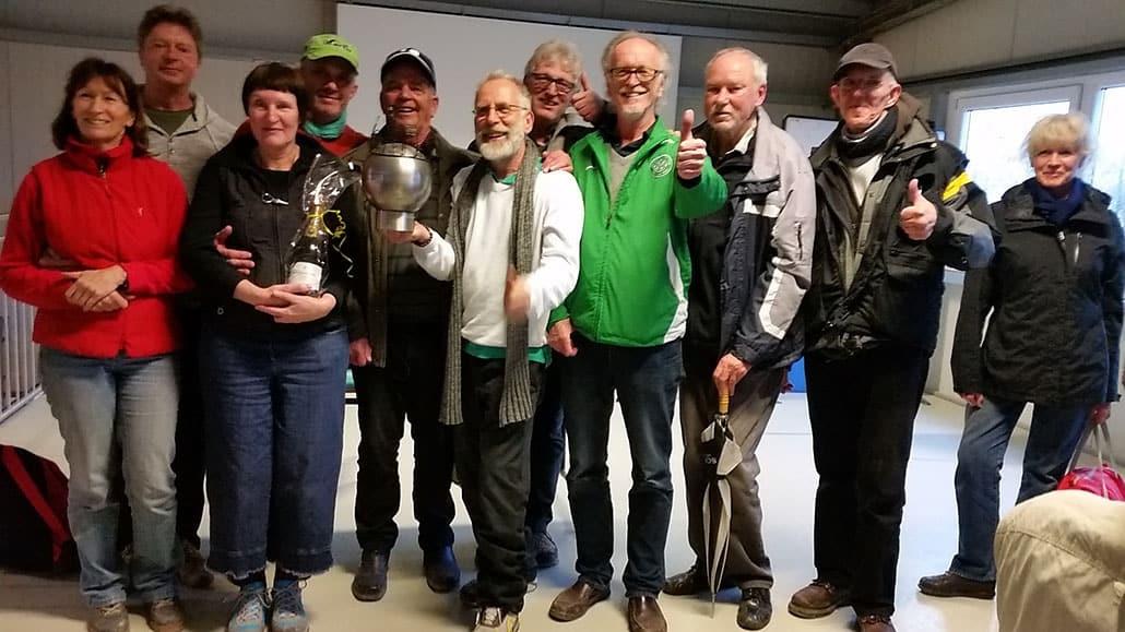Siegerteam Winterstadtliga 2018