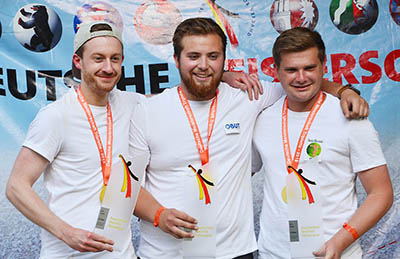 Deutscher Meister Triplette 2019