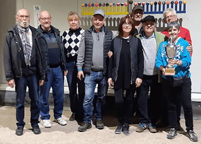 Team Grand Malheur - Meister Sommerstadtliga 2019