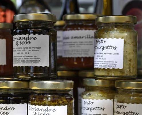 1825-thz Provencestand Pestogläser