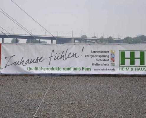 2156-thz Banner Heim und Haus